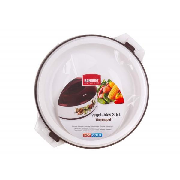 Termospott Köögiviljad 3,5 l