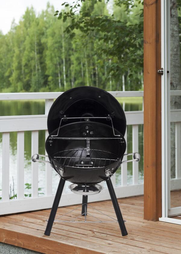 grill termomeetriga