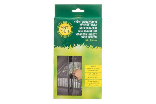Putukavõrk uksele magnetiga