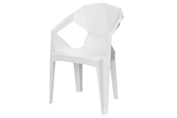 Plastikust valge tool