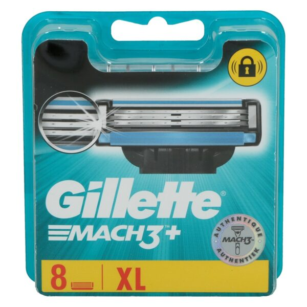 Gillette Mach3 raseerimisterad