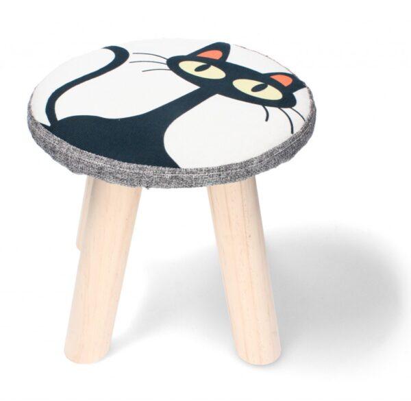 Laste taburet Kass
