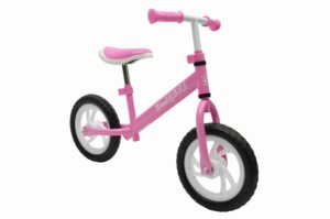"""Jooksuratas 12"""" roosa"""