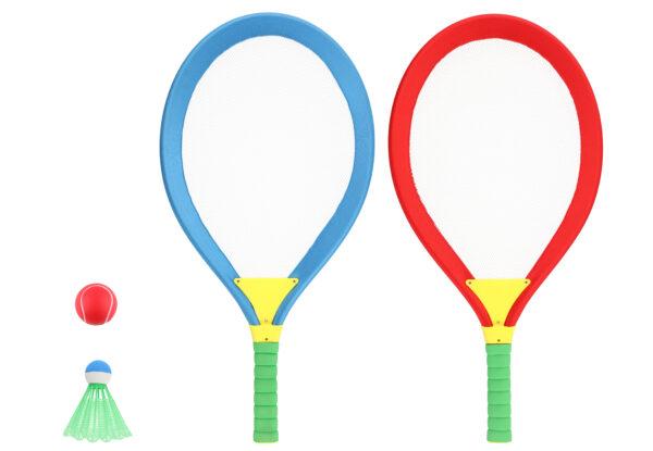 Tennisereketid giga palliga