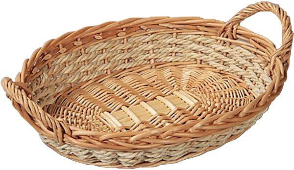Korv 40 x 30 cm pajuvits