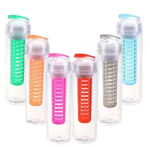 Joogipudel filtriga 800 ml