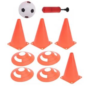 Jalgpalli treeningkomplekt