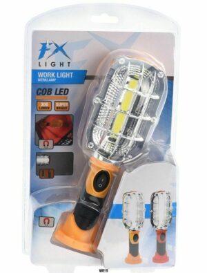 Töölamp patareidega