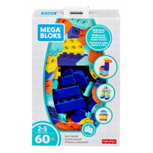 Klotsid Mega Bloks 60 osa