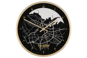 Seinakell 30cm City Tallinn