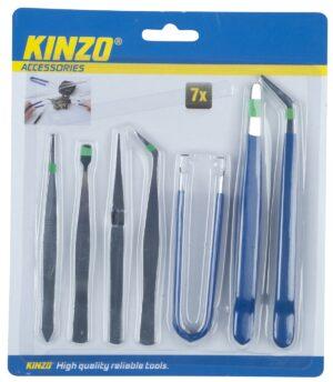 Pintsettide komplekt Kinzo