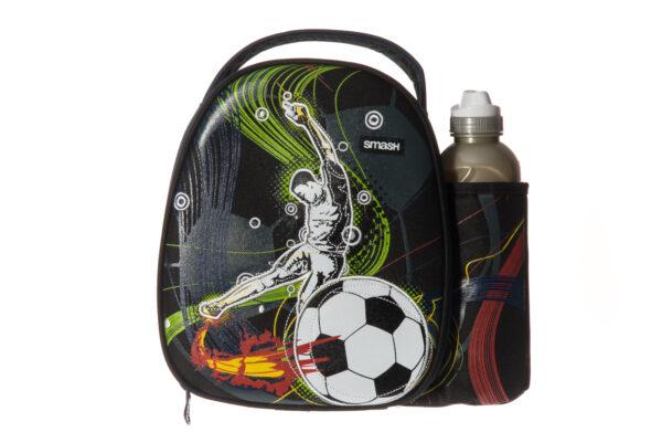 Laste seljakott joogipudeliga Jalgpallur