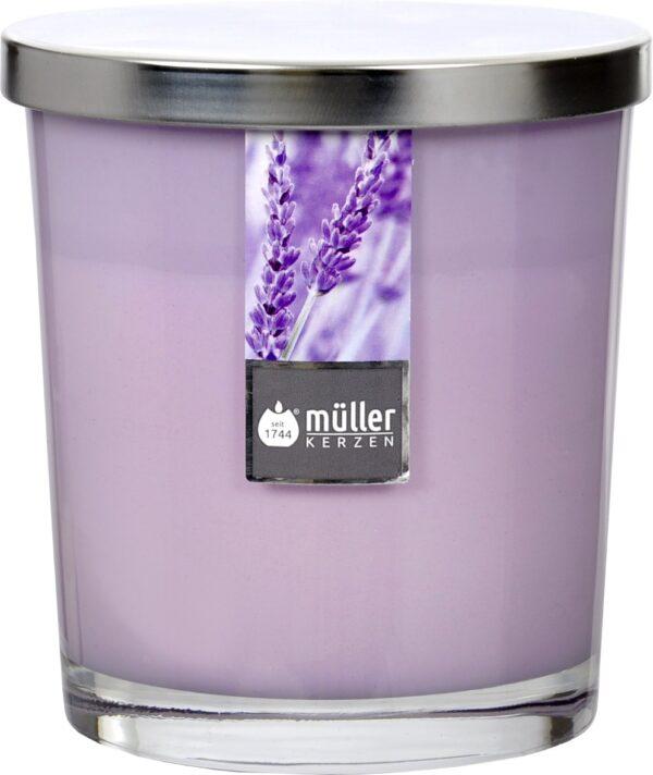 Lõhnaküünal klaasis Lavendel