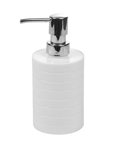 Seebidosaator plastmassist valge