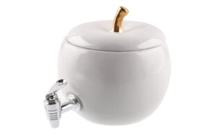 Jooginõu kraaniga keraamiline