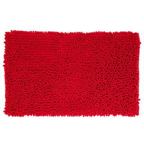 Pesuruumi vaip 50 x 80cm punane