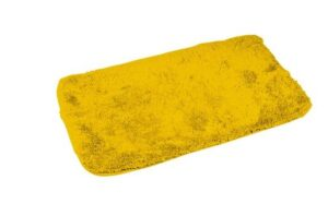 Vannitoavaip 50 x 80 kollane soft