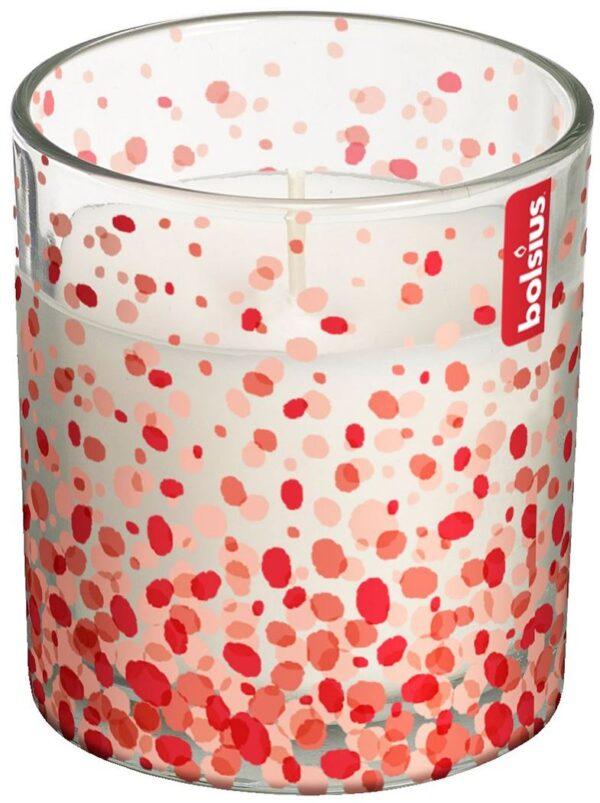 Lõhnaküünal klaasis Bolsius
