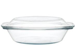 Ahjuvorm kaanega klaasist 2,9L