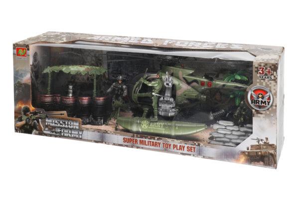 Mängukomplekt sõjavägi