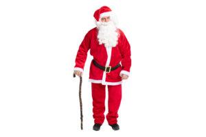 Jõuluvana riiete komplekt 4-osa
