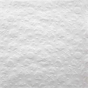 Salvrätikud Flakes pärlivalge