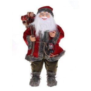 Jõulumees kingikotiga 45cm