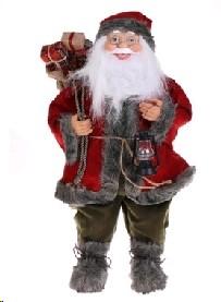 Jõulumees kingikotiga 60cm