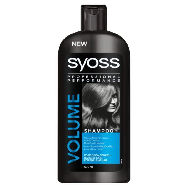 Šampoon Syoss Volume 500ml