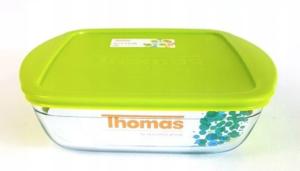 Klaasvorm kaanega 1L Thomas