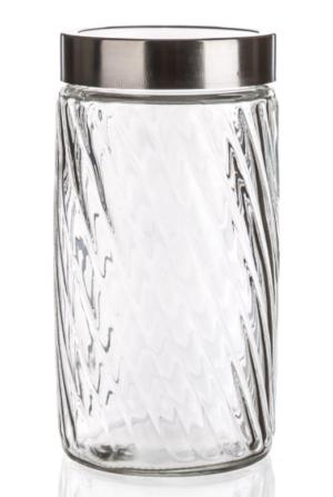 Hoiupurk klaasist kaanega 1400ml PONTE