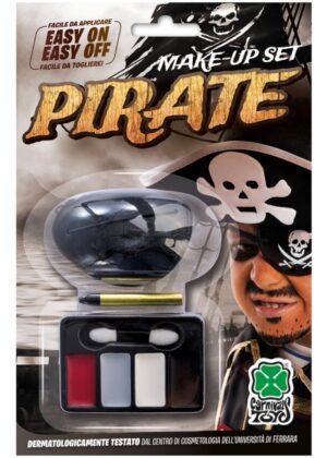 Näovärvid Piraat