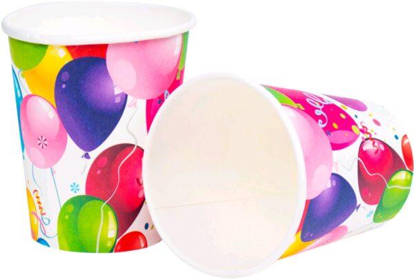 Papptops õhupall 0,25l 10tk