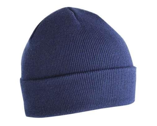 Meeste kootud müts LAHTI PRO sinine