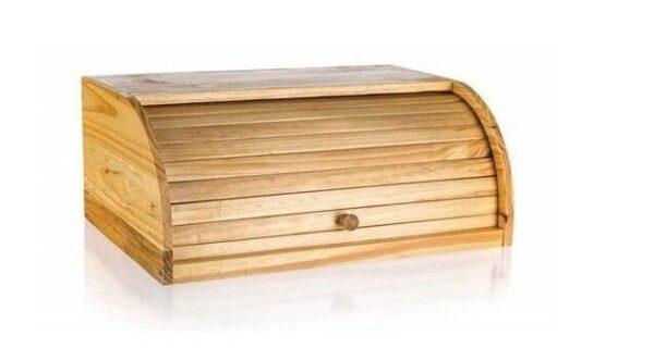 Leivakast puidust 40 x 27,58 x 16,5cm