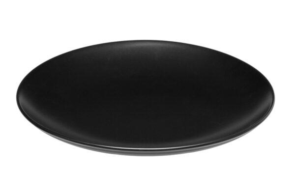Taldrik keraamiline 27cm must