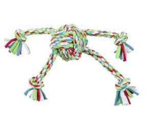 Koera nöörist mänguasi
