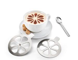 Cappuccino-sabloonid 2 tk