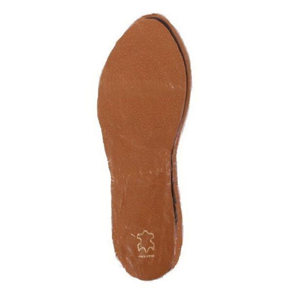 Jalatsite sisetallad nahast