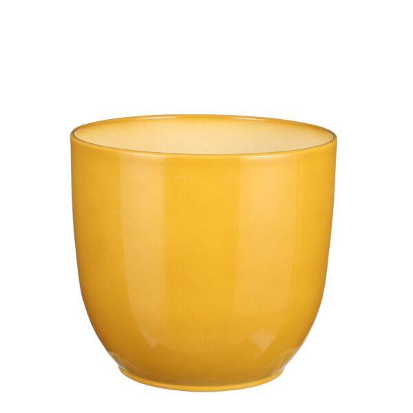 Lillepott Tusca kollane