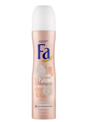 Deodorant Fa Divine Moments naistele 250ml