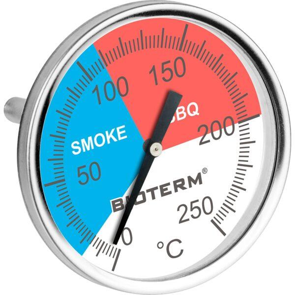 Termomeeter grillile ja suitsuahjule
