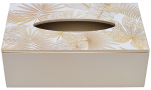 Hoiukarp pabertaskurätikutele 26 x 15 x 9,5cm