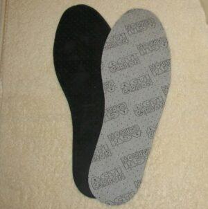 Jalatsite sisetallad Acti Carbon