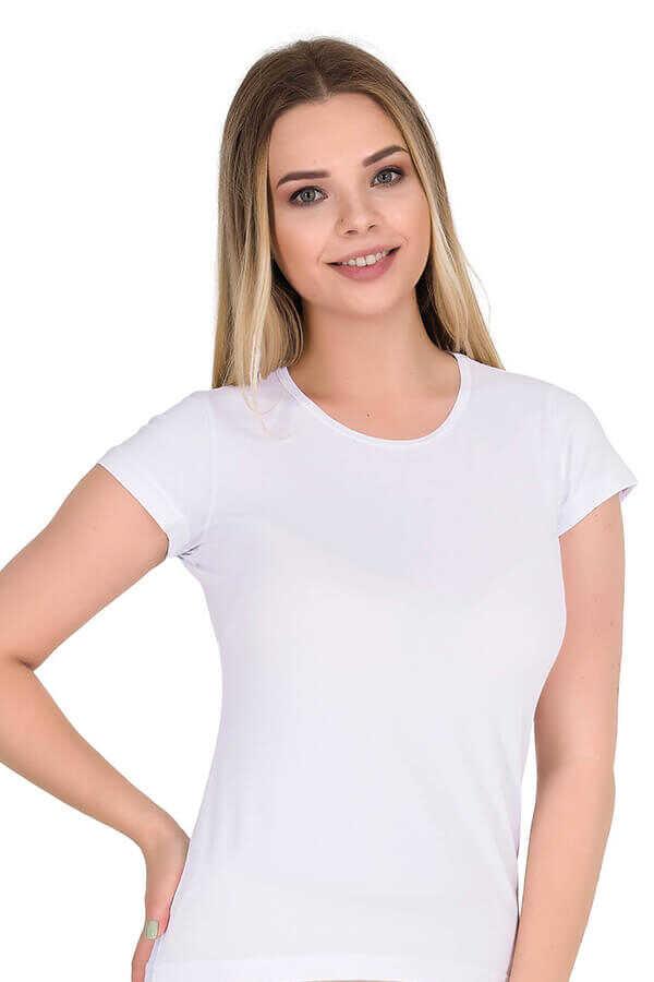 Naiste T-särk - valge