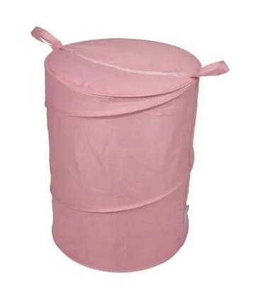 Pesukorv POP-UP 38 x 50 cm roosa