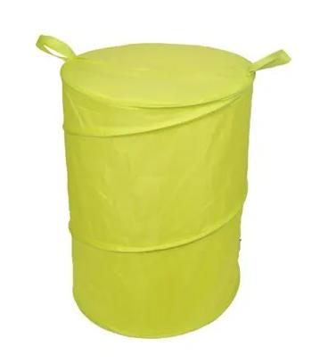 Pesukorv POP-UP 38 x 50 cm roheline
