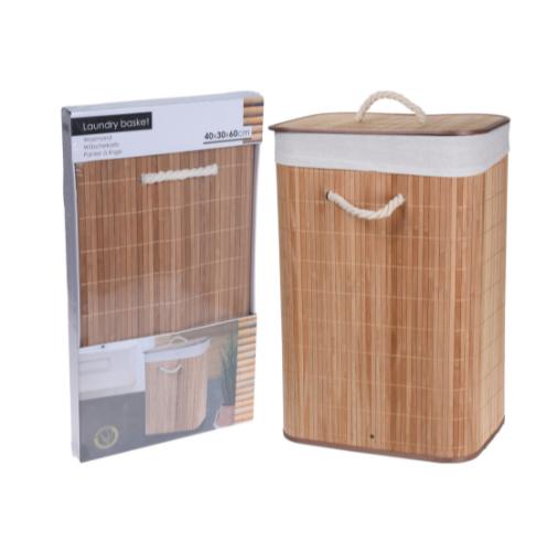 Pesukorv bambus