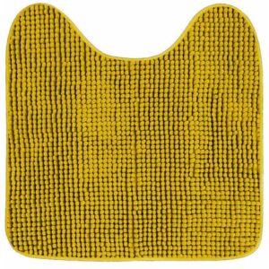 WC vaip 45 x 45 cm narmas kollane