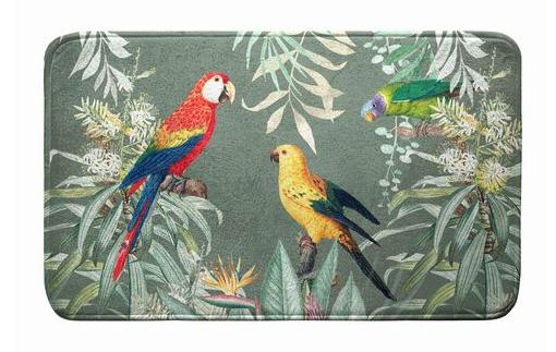 Vaip 45 x 75 cm Linnud